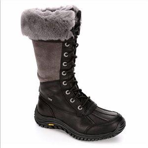 Ugg Australia Adirondack Tall Shearling Boots 7.5